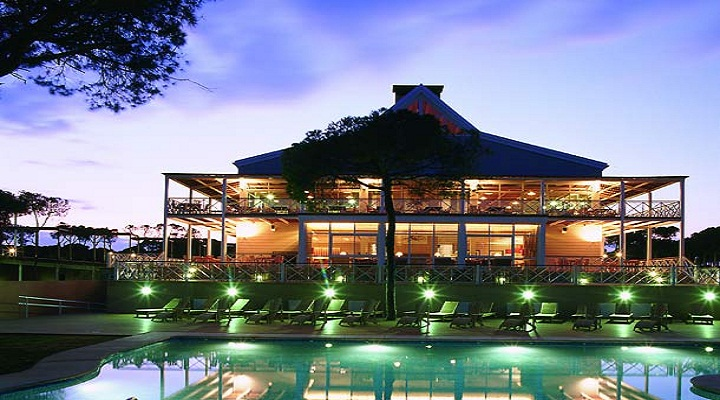 Nuevo Portil Golf Hotel, Costa de la Luz