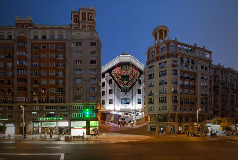 Mayorazgo Hotel Madrid
