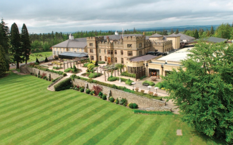 Slaley Hall Hotel & Golf Resort