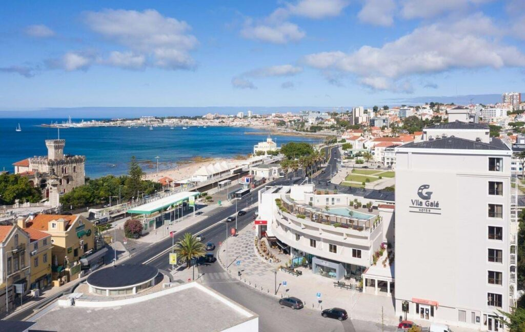 The Vila Gale Estoril Hotel