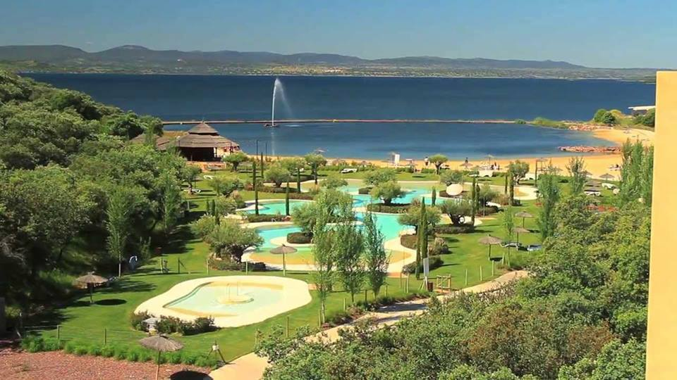 Vincci Valdecanas Golf Hotel